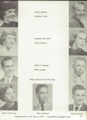 Page 17, 1957 Edition, Chester High School - Summit Yearbook (Chester, IL) online yearbook collection