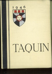 1946 Edition, Aquinas Dominican High School - Taquin Yearbook (Chicago, IL)