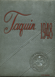Page 1, 1948 Edition, Aquinas Dominican High School - Taquin Yearbook (Chicago, IL) online yearbook collection