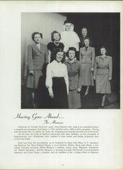 Page 11, 1948 Edition, Aquinas Dominican High School - Taquin Yearbook (Chicago, IL) online yearbook collection