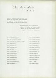 Page 9, 1948 Edition, Aquinas Dominican High School - Taquin Yearbook (Chicago, IL) online yearbook collection