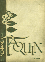 Page 1, 1949 Edition, Aquinas Dominican High School - Taquin Yearbook (Chicago, IL) online yearbook collection