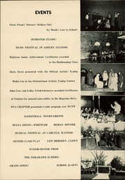 Page 9, 1950 Edition, Carlyle High School - Tomahawk Yearbook (Carlyle, IL) online yearbook collection