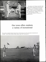 Page 12, 1964 Edition, Carlyle High School - Tomahawk Yearbook (Carlyle, IL) online yearbook collection