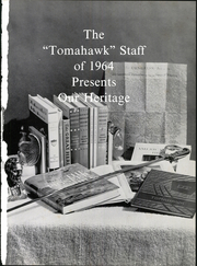 Page 5, 1964 Edition, Carlyle High School - Tomahawk Yearbook (Carlyle, IL) online yearbook collection