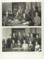 Page 13, 1936 Edition, Oakwood High School - Acorn Yearbook (Fithian, IL) online yearbook collection