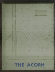 Page 1, 1937 Edition, Oakwood High School - Acorn Yearbook (Fithian, IL) online yearbook collection