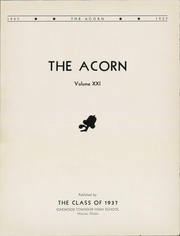 Page 5, 1937 Edition, Oakwood High School - Acorn Yearbook (Fithian, IL) online yearbook collection