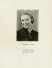 Page 9, 1937 Edition, Oakwood High School - Acorn Yearbook (Fithian, IL) online yearbook collection