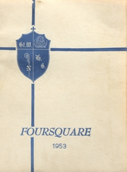 Page 1, 1953 Edition, St Willibrord High School - Foursquare Yearbook (Chicago, IL) online yearbook collection