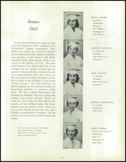 Page 11, 1953 Edition, St Willibrord High School - Foursquare Yearbook (Chicago, IL) online yearbook collection