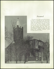 Page 6, 1953 Edition, St Willibrord High School - Foursquare Yearbook (Chicago, IL) online yearbook collection