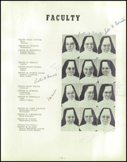 Page 9, 1953 Edition, St Willibrord High School - Foursquare Yearbook (Chicago, IL) online yearbook collection