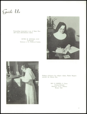 Page 11, 1959 Edition, St Willibrord High School - Foursquare Yearbook (Chicago, IL) online yearbook collection