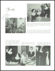 Page 12, 1959 Edition, St Willibrord High School - Foursquare Yearbook (Chicago, IL) online yearbook collection