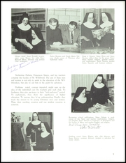Page 13, 1959 Edition, St Willibrord High School - Foursquare Yearbook (Chicago, IL) online yearbook collection