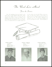 Page 16, 1959 Edition, St Willibrord High School - Foursquare Yearbook (Chicago, IL) online yearbook collection