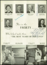 Page 14, 1948 Edition, Jones Metropolitan High School - Jonesite Yearbook (Chicago, IL) online yearbook collection