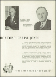 Page 17, 1948 Edition, Jones Metropolitan High School - Jonesite Yearbook (Chicago, IL) online yearbook collection