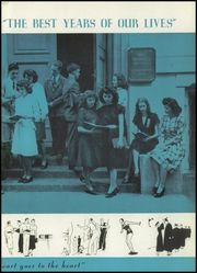 Page 7, 1948 Edition, Jones Metropolitan High School - Jonesite Yearbook (Chicago, IL) online yearbook collection