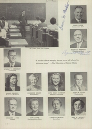 Page 14, 1950 Edition, Jones Metropolitan High School - Jonesite Yearbook (Chicago, IL) online yearbook collection