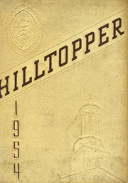 Page 1, 1954 Edition, Joliet Catholic High School - Hilltopper Yearbook (Joliet, IL) online yearbook collection