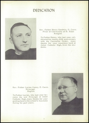 Page 11, 1954 Edition, Joliet Catholic High School - Hilltopper Yearbook (Joliet, IL) online yearbook collection