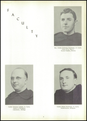 Page 13, 1954 Edition, Joliet Catholic High School - Hilltopper Yearbook (Joliet, IL) online yearbook collection