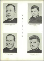 Page 14, 1954 Edition, Joliet Catholic High School - Hilltopper Yearbook (Joliet, IL) online yearbook collection