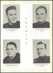 Page 15, 1954 Edition, Joliet Catholic High School - Hilltopper Yearbook (Joliet, IL) online yearbook collection