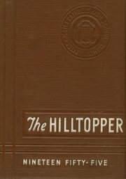 1955 Edition, Joliet Catholic High School - Hilltopper Yearbook (Joliet, IL)