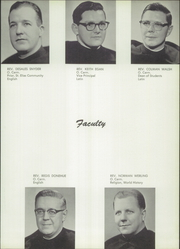 Page 13, 1958 Edition, Joliet Catholic High School - Hilltopper Yearbook (Joliet, IL) online yearbook collection
