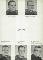 Page 15, 1958 Edition, Joliet Catholic High School - Hilltopper Yearbook (Joliet, IL) online yearbook collection