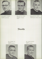 Page 16, 1958 Edition, Joliet Catholic High School - Hilltopper Yearbook (Joliet, IL) online yearbook collection