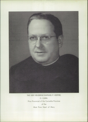 Page 9, 1958 Edition, Joliet Catholic High School - Hilltopper Yearbook (Joliet, IL) online yearbook collection