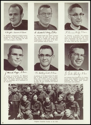 Page 12, 1959 Edition, Joliet Catholic High School - Hilltopper Yearbook (Joliet, IL) online yearbook collection