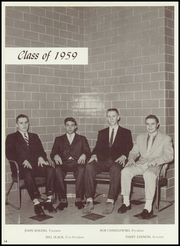 Page 18, 1959 Edition, Joliet Catholic High School - Hilltopper Yearbook (Joliet, IL) online yearbook collection