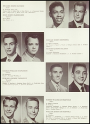 Page 22, 1959 Edition, Joliet Catholic High School - Hilltopper Yearbook (Joliet, IL) online yearbook collection