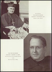 Page 8, 1959 Edition, Joliet Catholic High School - Hilltopper Yearbook (Joliet, IL) online yearbook collection