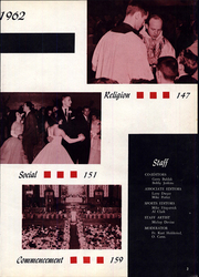 Page 7, 1962 Edition, Joliet Catholic High School - Hilltopper Yearbook (Joliet, IL) online yearbook collection