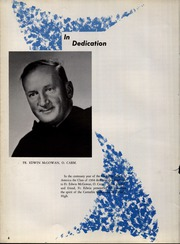 Page 10, 1964 Edition, Joliet Catholic High School - Hilltopper Yearbook (Joliet, IL) online yearbook collection