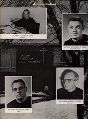 Page 12, 1964 Edition, Joliet Catholic High School - Hilltopper Yearbook (Joliet, IL) online yearbook collection