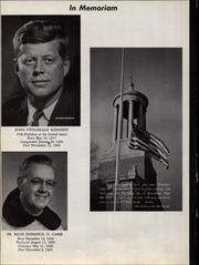 Page 8, 1964 Edition, Joliet Catholic High School - Hilltopper Yearbook (Joliet, IL) online yearbook collection