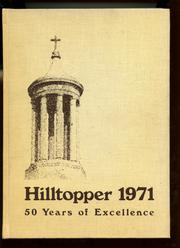 1971 Edition, Joliet Catholic High School - Hilltopper Yearbook (Joliet, IL)