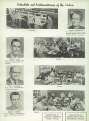 Page 54, 1958 Edition, Virden High School - Kennel Yearbook (Virden, IL) online yearbook collection