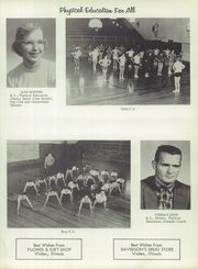 Page 59, 1958 Edition, Virden High School - Kennel Yearbook (Virden, IL) online yearbook collection