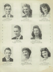 Page 10, 1945 Edition, Columbia High School - Columbian Yearbook (Columbia, IL) online yearbook collection