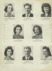Page 14, 1945 Edition, Columbia High School - Columbian Yearbook (Columbia, IL) online yearbook collection