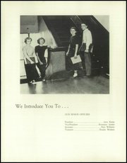 Page 10, 1952 Edition, Paxton High School - Reflector Yearbook (Paxton, IL) online yearbook collection
