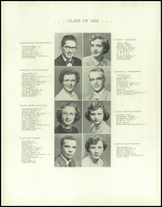 Page 12, 1952 Edition, Paxton High School - Reflector Yearbook (Paxton, IL) online yearbook collection